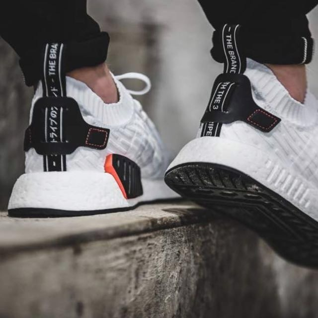 8e7bce161a5b2a adidas Nmd Sneakers Blanca !! Vte Lopez -   3.890