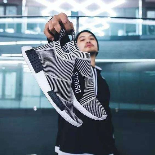 adidas nmd ultraboost city sock (a pedido) talla 40-45