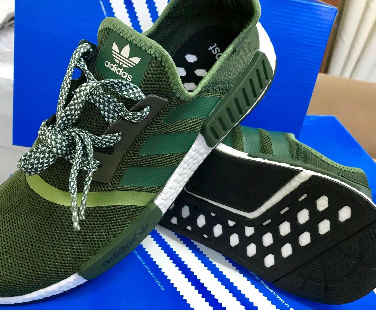 451a81042 adidas Nmd Verdes !!! Vte Lopez - $ 3.150,00 en Mercado Libre