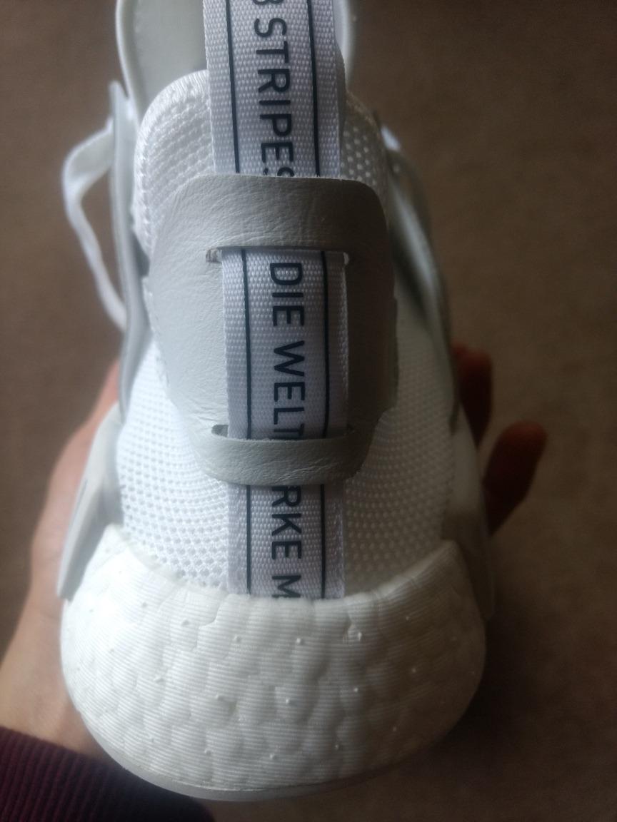 6a1a2192314 adidas nmd xr1 triple white. Cargando zoom.