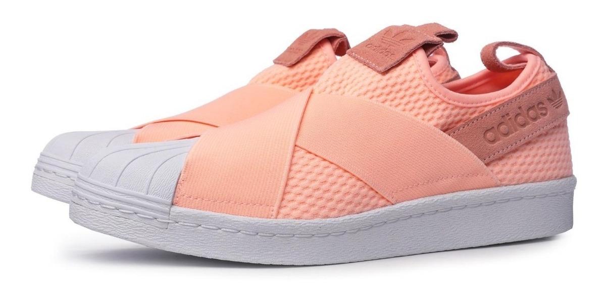 adidas Original Zapatilla Mujer Superstar Slip-on Fkr