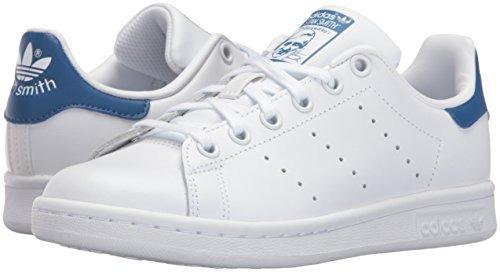 best sneakers abe34 0cf90 adidas originals chicos stan smith j zapato, blancoblancoe