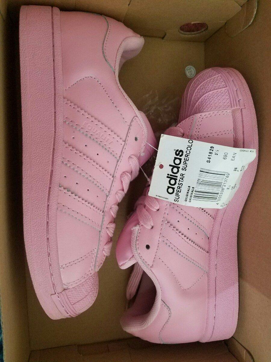 adidas rosas pastel precio