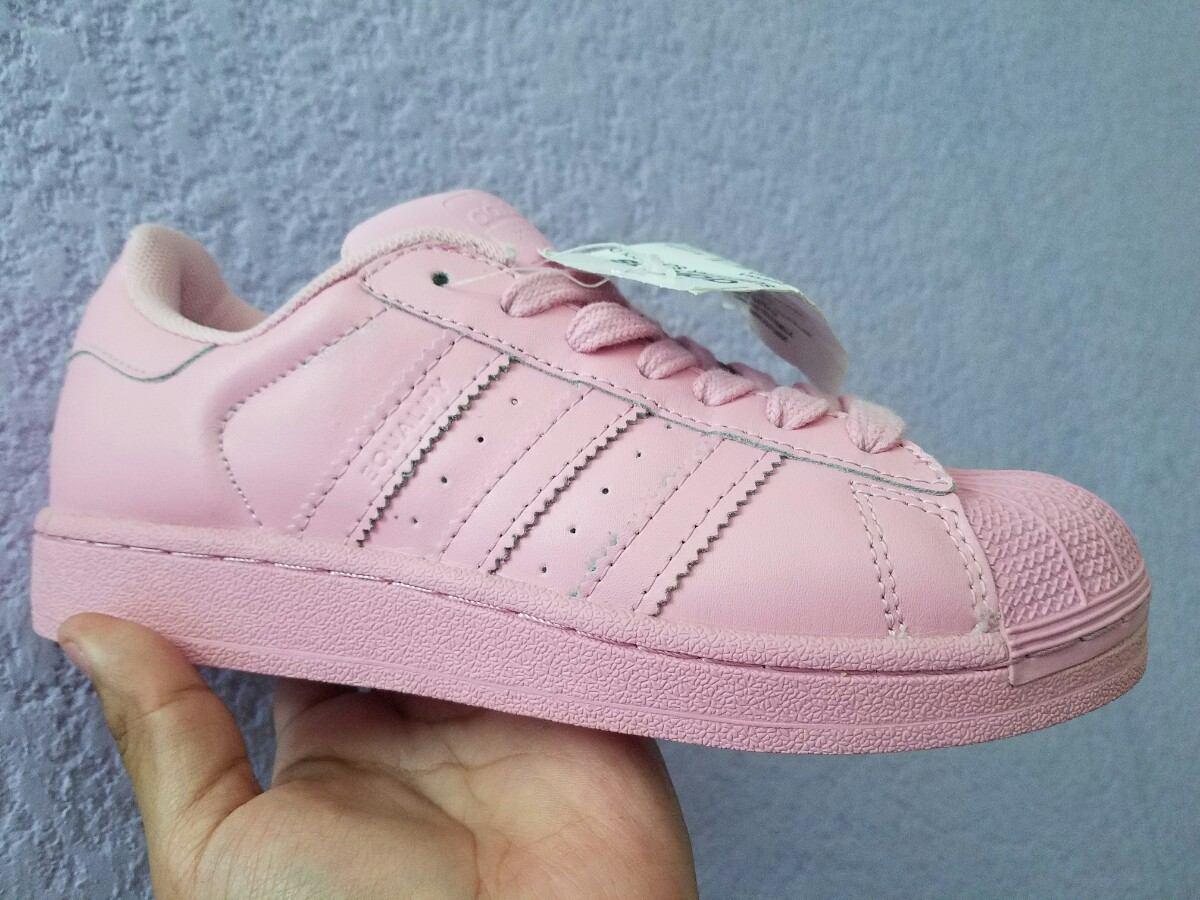 adidas rosa pastel