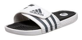 Sandalia Adissage Adidas Originals Para Gra HombreBlanco WYeD9IEH2