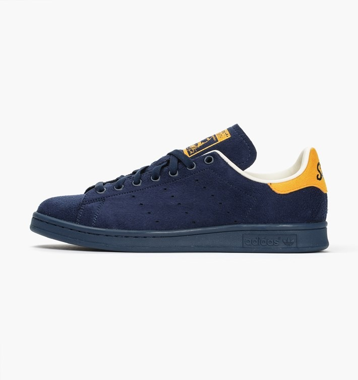 on sale 6dfd6 1b631 adidas Originals Stan Smith Suede B24707 Azul Entrenadores - US 79,99 en  Mercado Libre