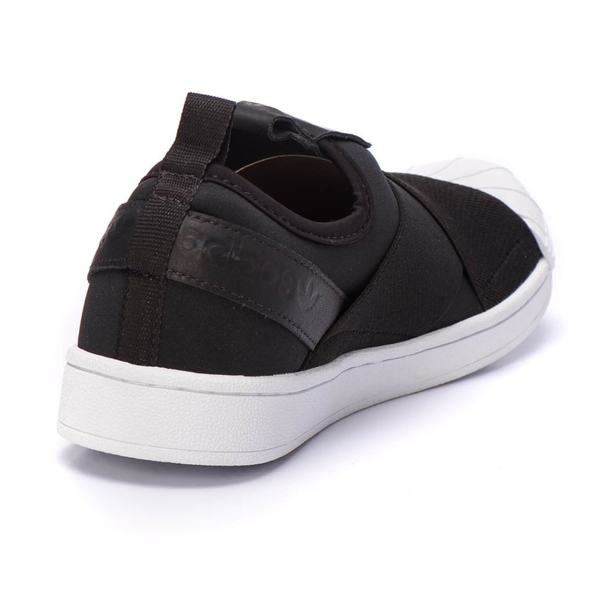 81417678f5 ... denmark adidas originals superstar slip on w preto. carregando zoom.  19f86 68dd7