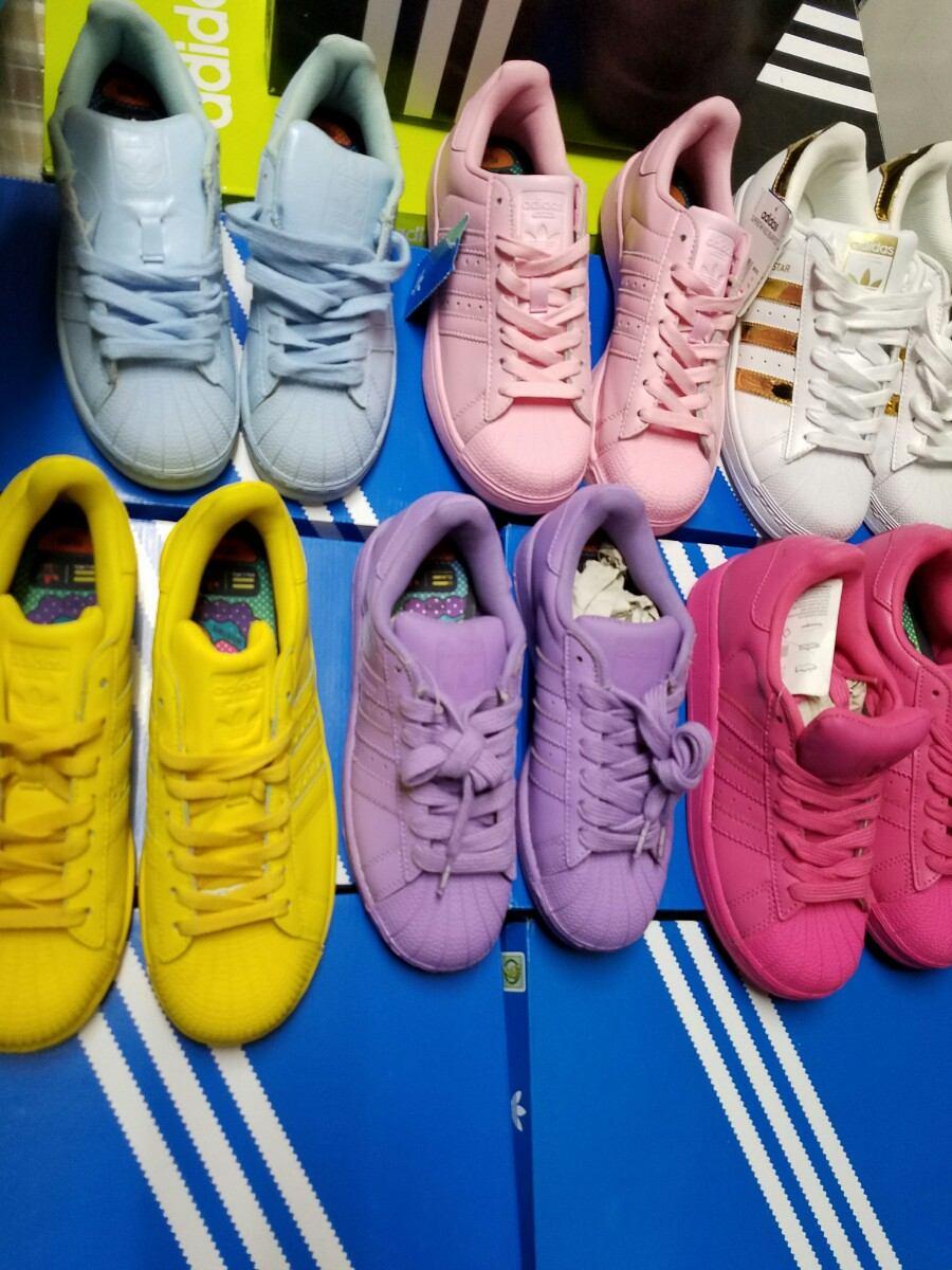adidas supercolor rosa mercadolibre