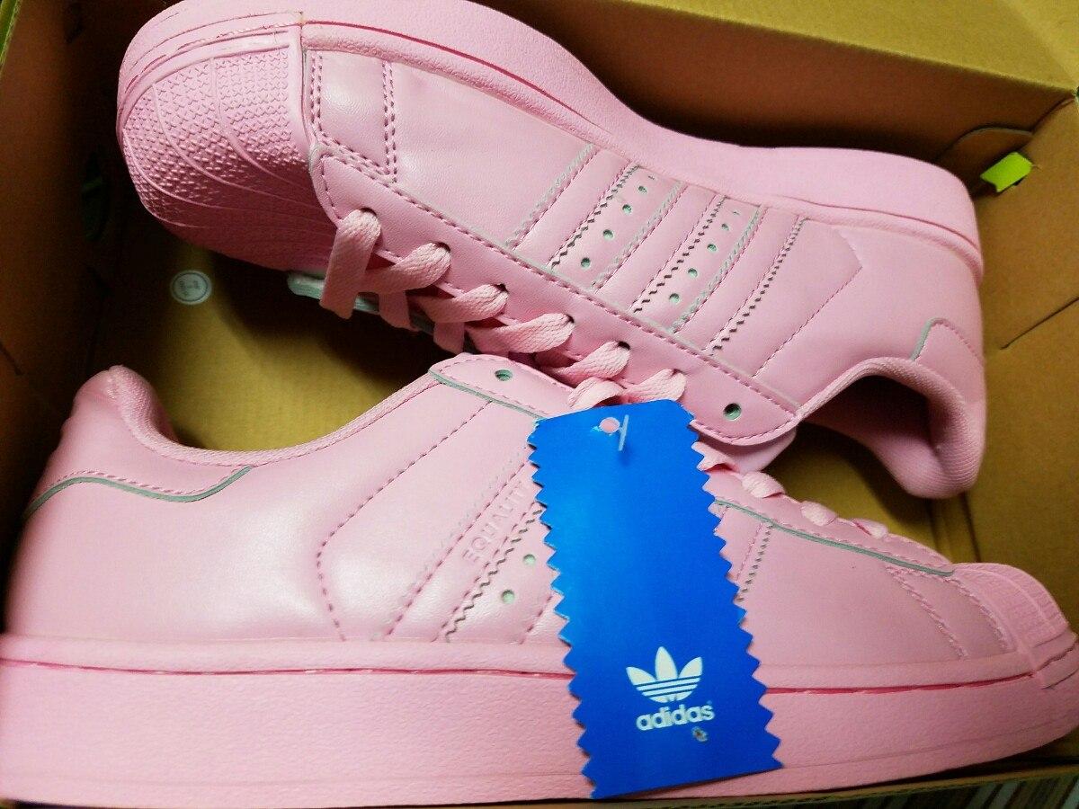 adidas rosas mercado libre