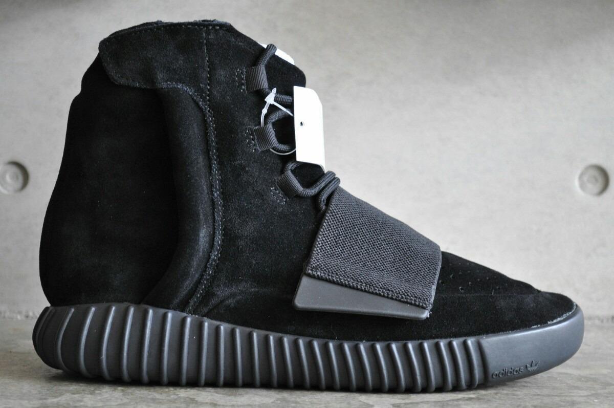 Adidas Originals Yeezy Boost negro