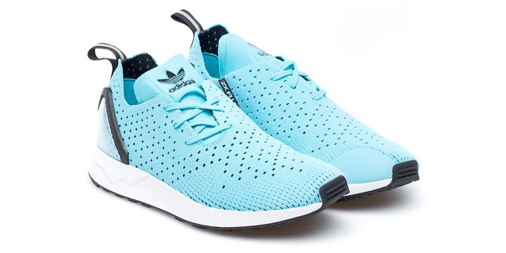 premium selection c2c6a d2d02 adidas Originals Zx Flux Adv Hombre Azul S79064 Look Trendy