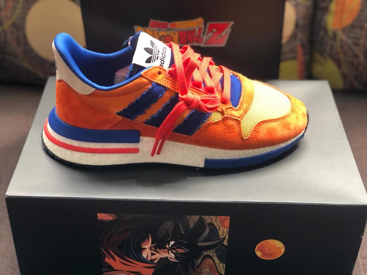 size 40 dd35a 4545b adidas originals zx500 rm son goku, colección dragonball z. Cargando zoom.