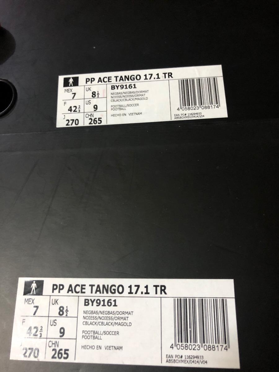 adidas paul pogba tango 17.1 tr by9161 originales. Cargando zoom. 8f629b45ac276
