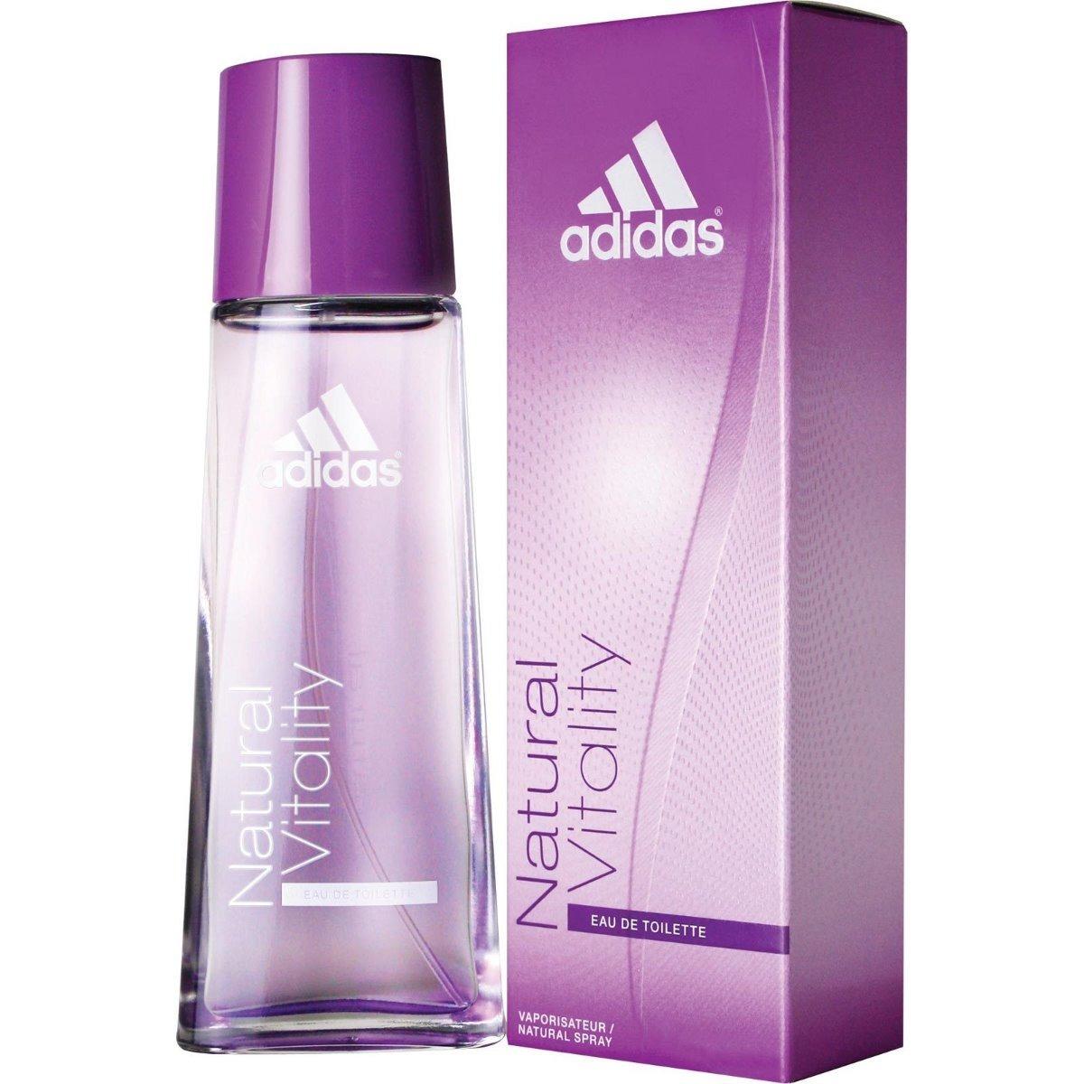 Perfume Natural Vitality Adidas Edt 50 100Auténtico Ml H2EIWD9