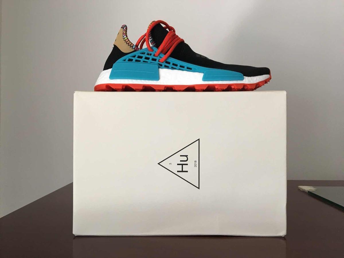 adidas pharrell williams hu nmd inspiration pack tamanho 40. Carregando zoom . 777d94c89eb23