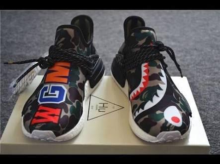huge discount b1fa6 2fc57 adidas pharrell williams x bape