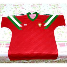 adidas Portugal Gg #5 Torres Cor Vermelha De 1991 A 1992
