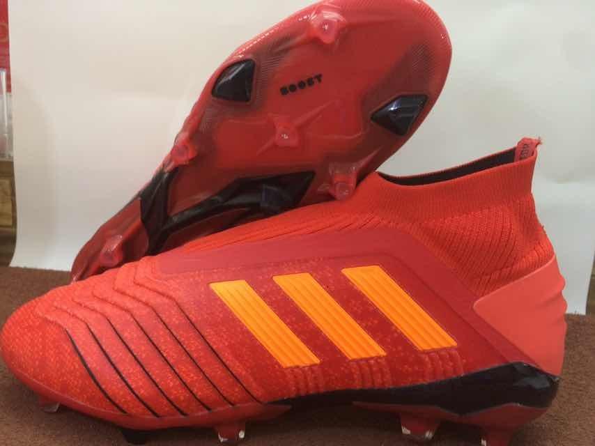 dd52cfc4cc3e7 adidas Predator 19+ Vermelha Número 41 Pronta Entrega - R$ 349,90 em ...