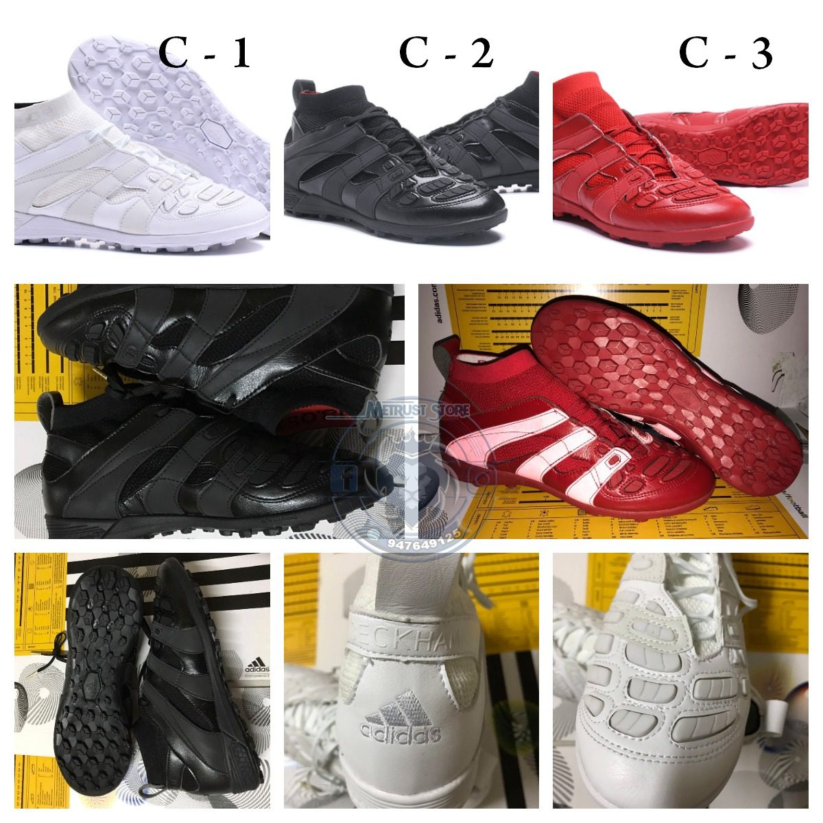 online store 197f4 bb7b6 ... sweden adidas predator accelerator db tf. cargando zoom. 5ed85 6c54e