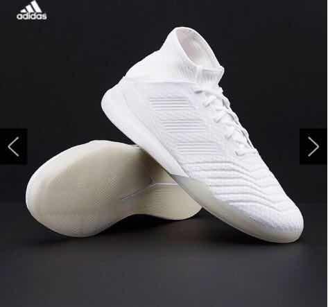 ac1526a6f13cd ... spain adidas predator tango 18.3 tr futsal blanco talle 10 us 7f7f7  b9ce1