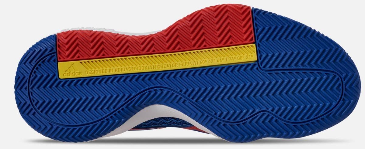 adidas Pro Vision X Marvel's Captain Marvel Basketball