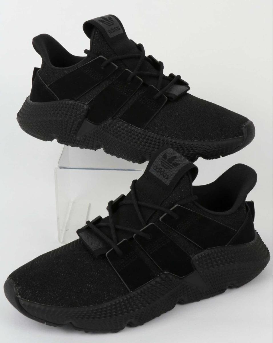 e99ac13b4d55dc adidas prophere triple black. Carregando zoom.