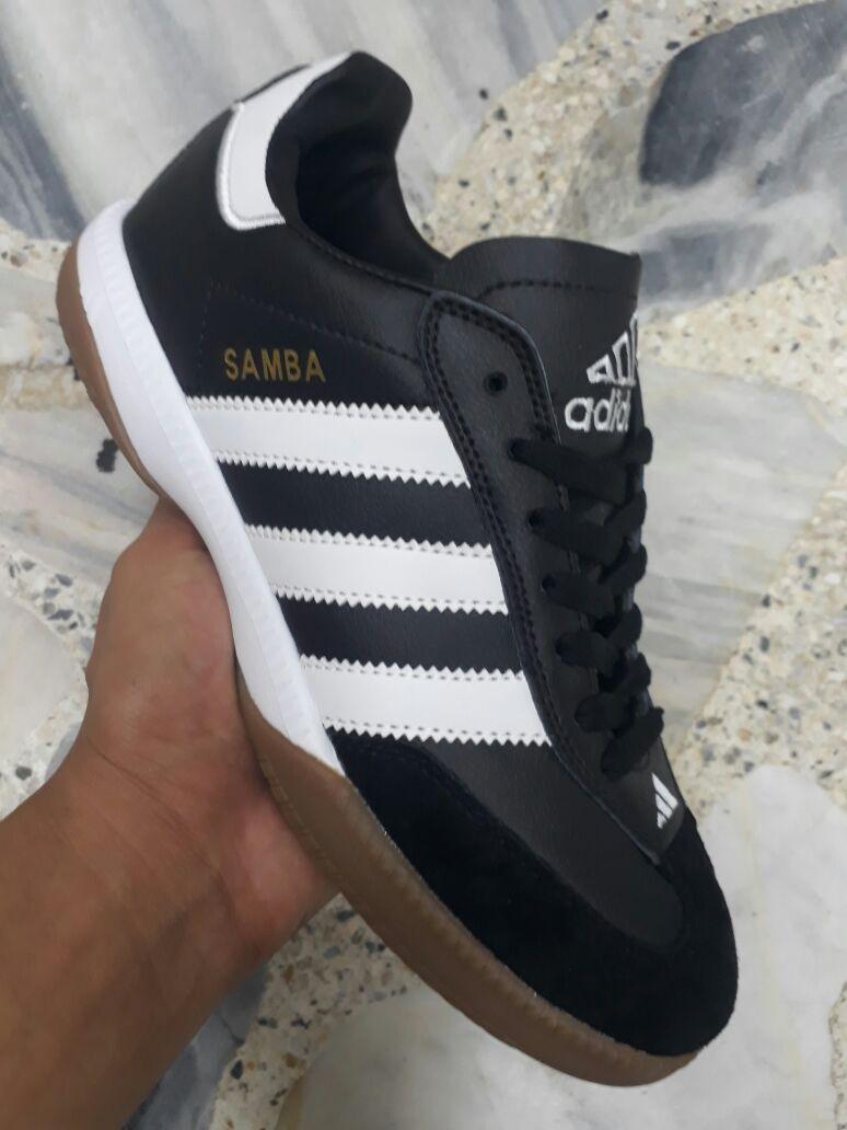 adidas Samba Millenium Black And White 2018 - Hombre -   149.900 en ... 24ab214ef