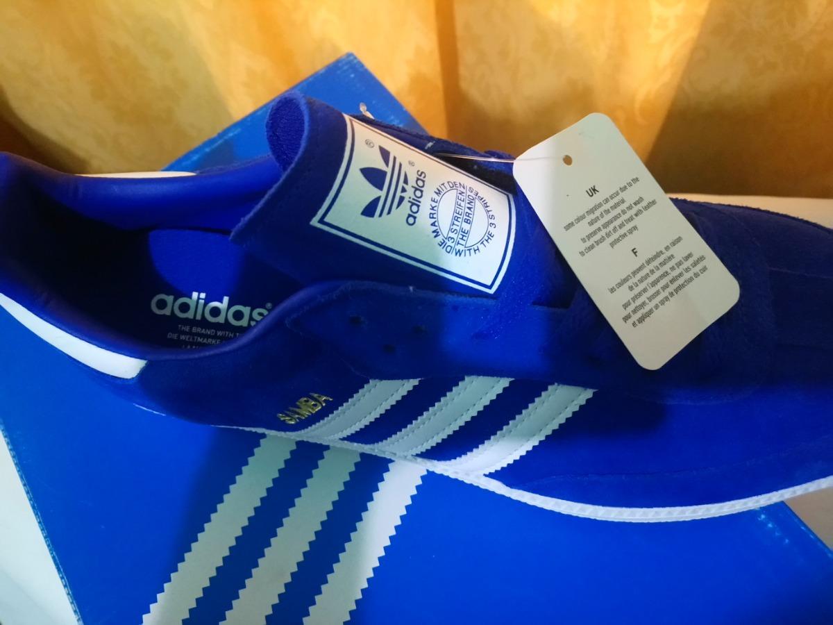 44586ec2b3351 ... coupon for adidas samba originals talla 30cm b35215 azul envío gratis. cargando  zoom. c1afe