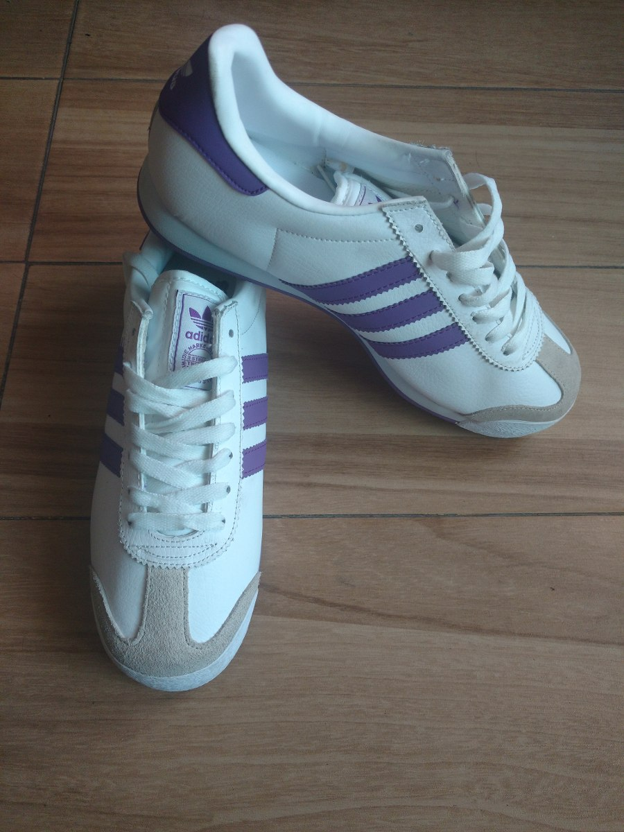 zapatos adidas samoa el salvador logo