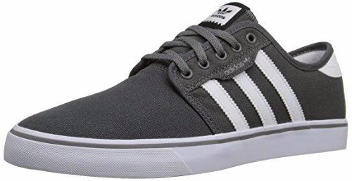 adidas  skate originals azul gris-blanco 10 us