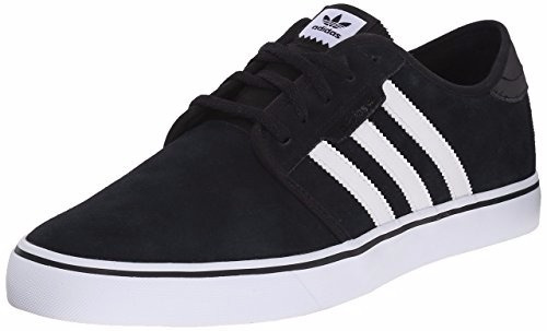 adidas  skate originals negro-blanco  7 us
