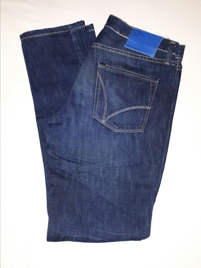 Cargando zoom... pantalon jean adidas originals slim fit 366470aeabcd