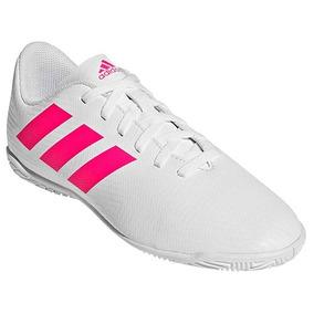 Tenis adidas Nemeziz 18.4 In Blanco Talla #20 A #24 Mujer