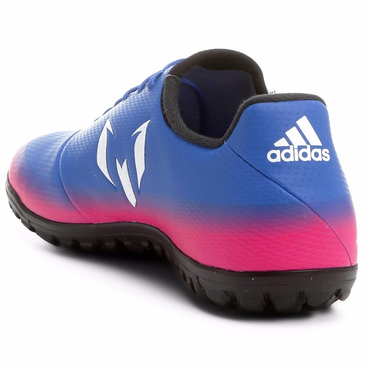 Chuteira adidas Messi Tf Society Original Nota Fiscal - R  260 e8668cdadba1a