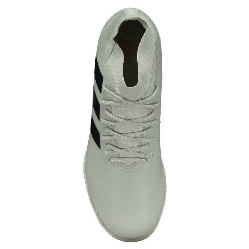 62ea41a835f Chuteira adidas Nemeziz Tango 18.3 Tf Society Juvenil - R  244