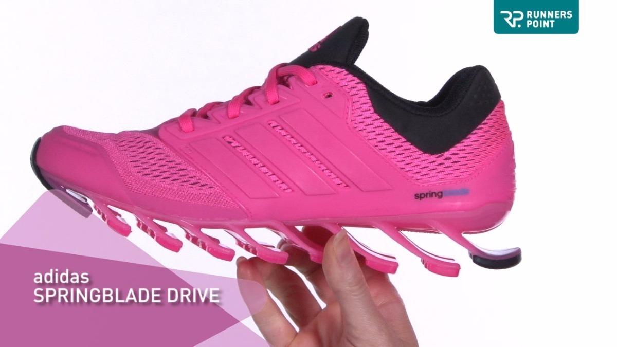 competitive price 2fc9c 6f23a adidas springblade 3 drive rosa original num 39. Carregando zoom.