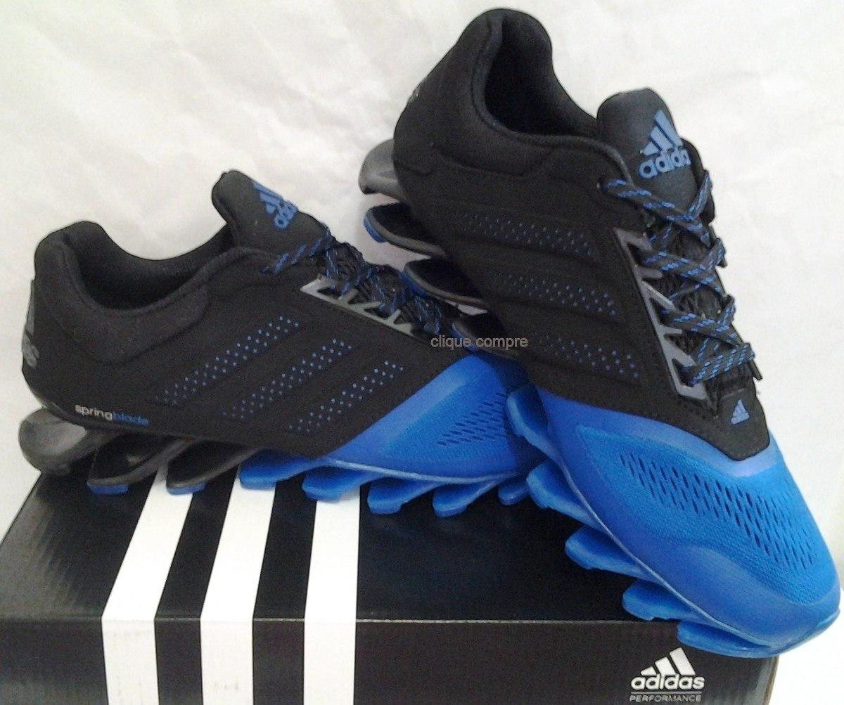 sélection premium 5ebb6 20877 adidas springblade light blue xanax sneakerdiscount