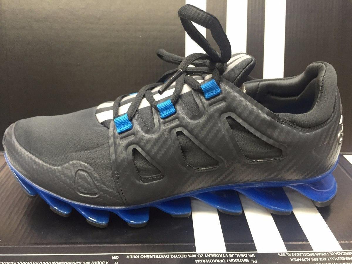 adidas springblade drive azul e preto