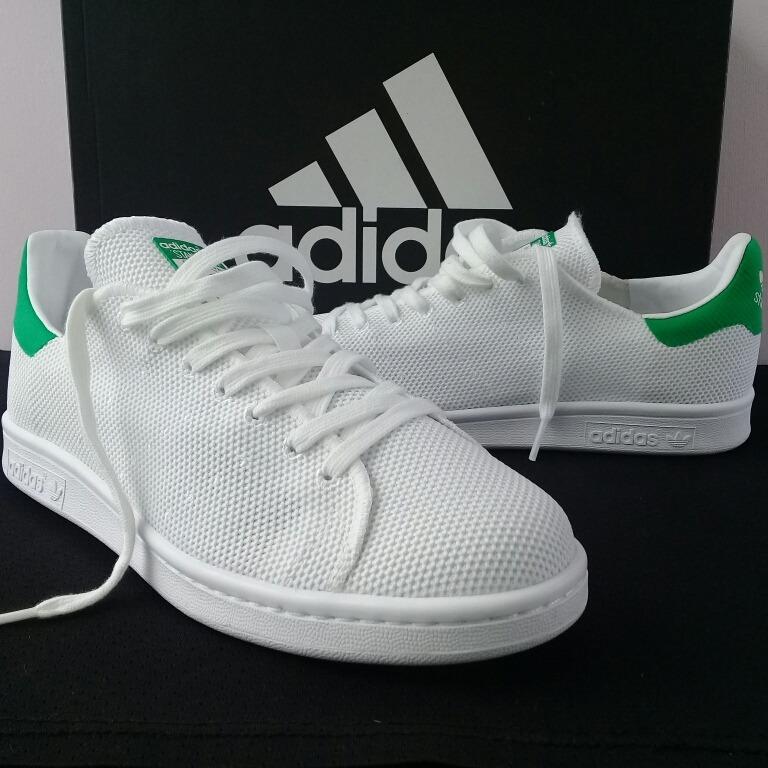 wholesale dealer 83178 aaa54 adidas Stan Smith (26.5cm) Originals Primeknit Flyknit