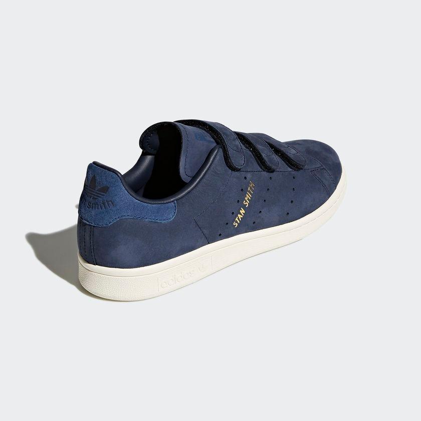 799299b91 adidas Stan Smith Velcro Azul -envío Gratis- Originales - $ 1,850.00 ...