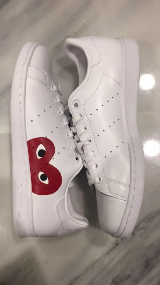 adidas Stan Smith X Cdg Play -   2 60de6123b