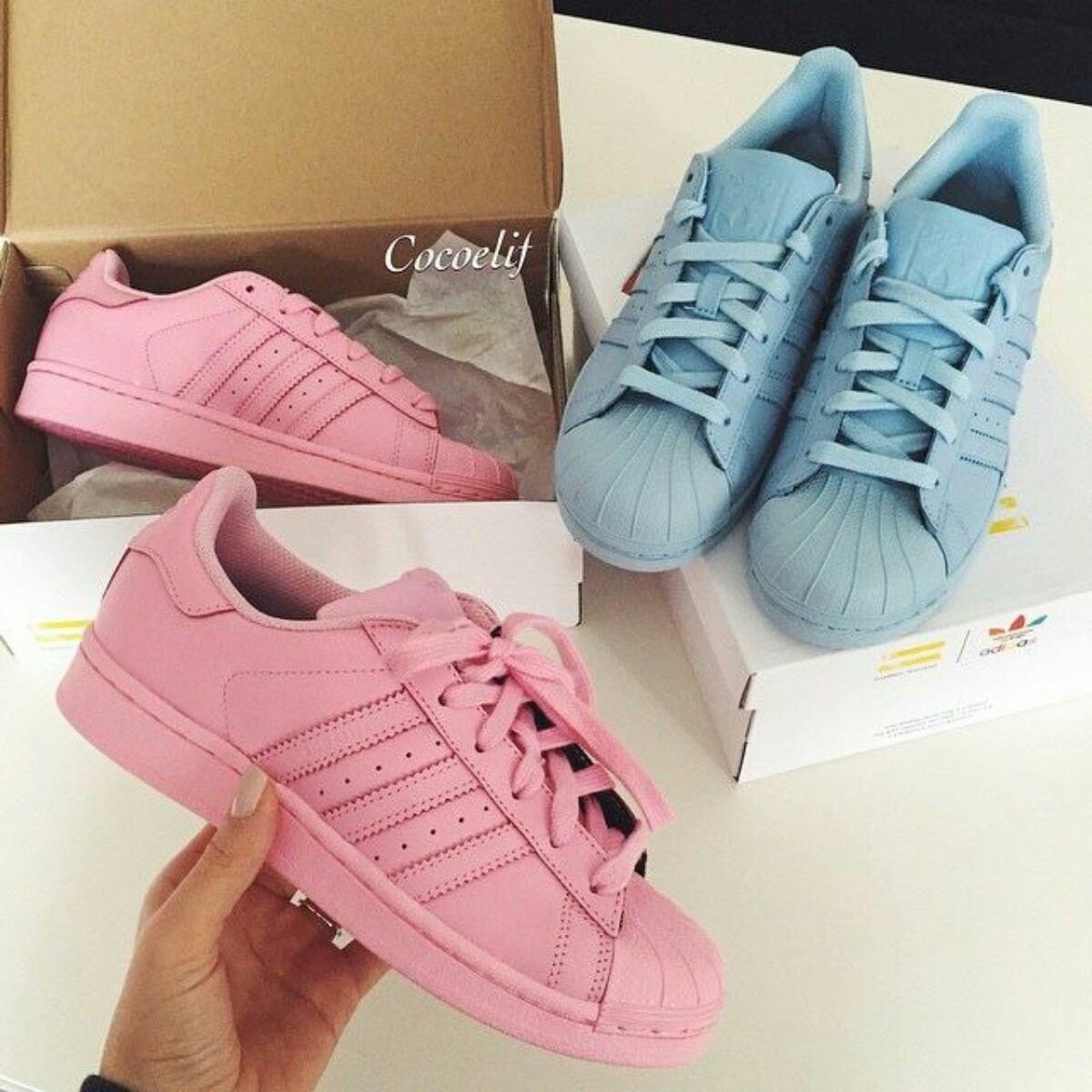 883561ae756 ireland adidas superstar colors rosa a4599 593b7