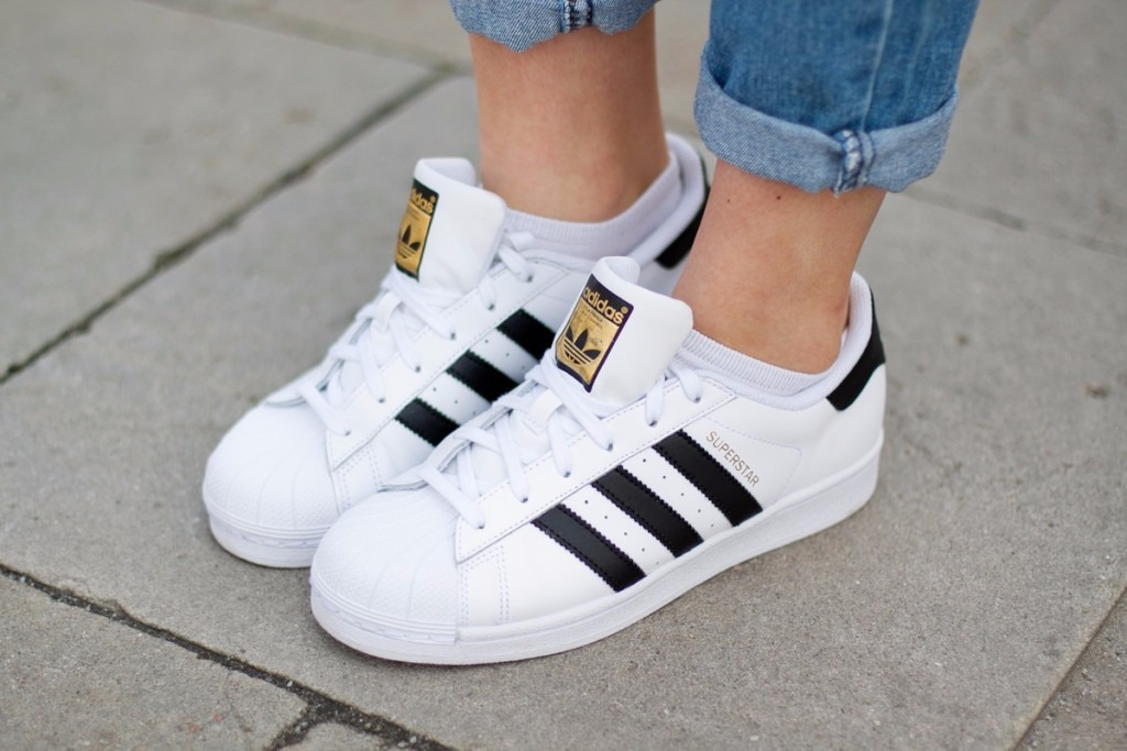 botas adidas superstar