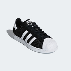online retailer 47c74 8c57e adidas Super Star Importadas Originales Negras