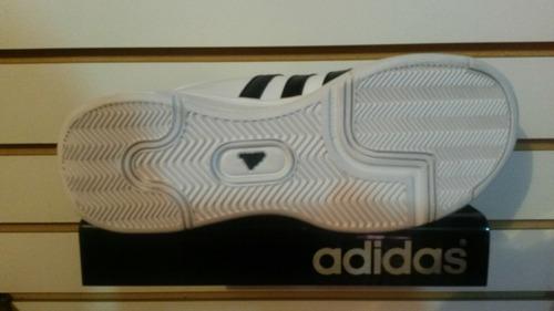 adidas super star jr blanca en cuero 100 %original importado