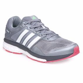 5fe0a61cb Zapatilla Adida Supernova - Zapatillas Adidas Running Gris oscuro en ...