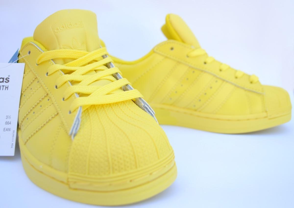 newest 35dc8 57bd0 adidas-superstar-100-originales -amarillo-D NQ NP 755052-MLA27957669502 082018-F.jpg