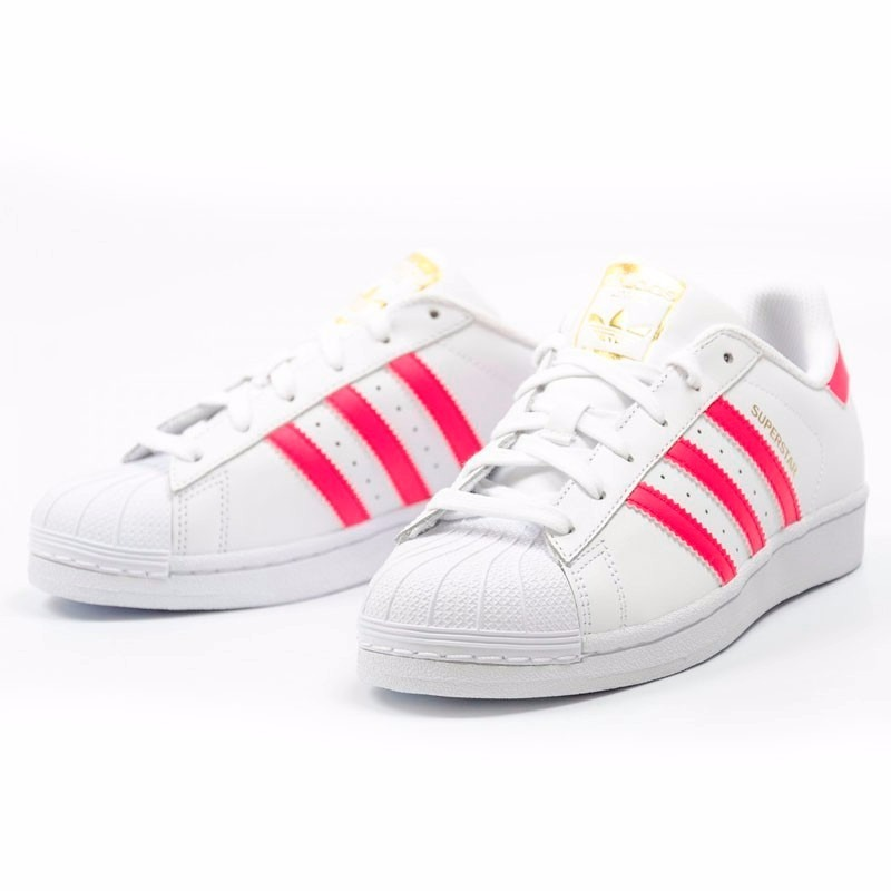 adidas superstar fusia mujer