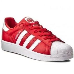 3320b981faa5f Adidas Superstar Rojo Y Blanco - Championes en Mercado Libre Uruguay