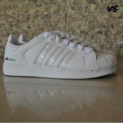 adidas superstar adicolor (cambio color)